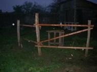 Barrière pour les kiwis